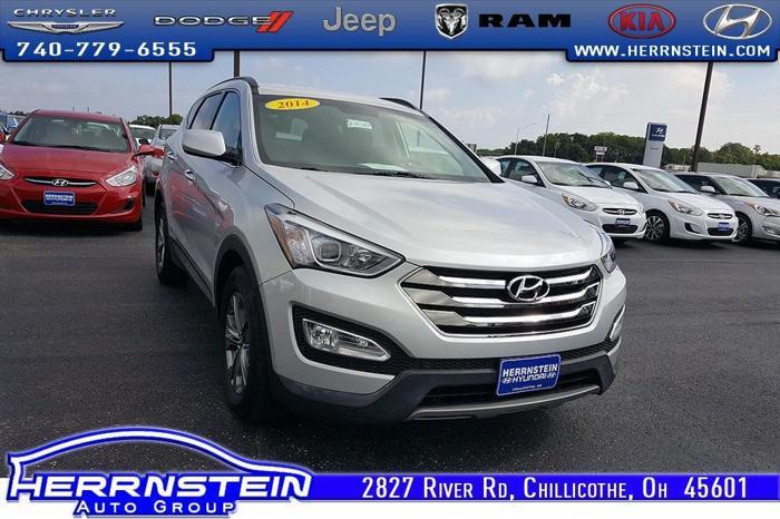 2014 Hyundai Santa Fe Sport 2.4L 2.4L 4dr SUV