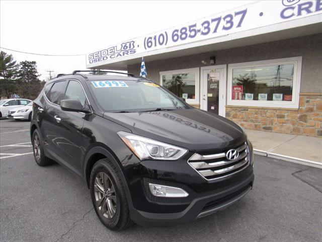 2014 hyundai santa fe sport 2 4l awd 2 4l 4dr suv for sale in reading pennsylvania classified. Black Bedroom Furniture Sets. Home Design Ideas