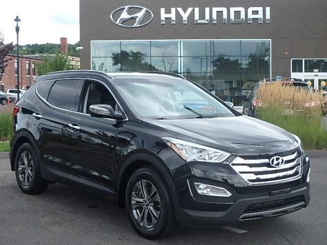 2014 hyundai santa fe sport 2 4l awd 2 4l 4dr suv for sale in springfield massachusetts. Black Bedroom Furniture Sets. Home Design Ideas