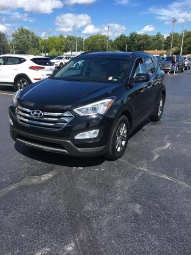 2014 hyundai santa fe sport 2 4l awd 2 4l 4dr suv for sale in fort wayne indiana classified. Black Bedroom Furniture Sets. Home Design Ideas