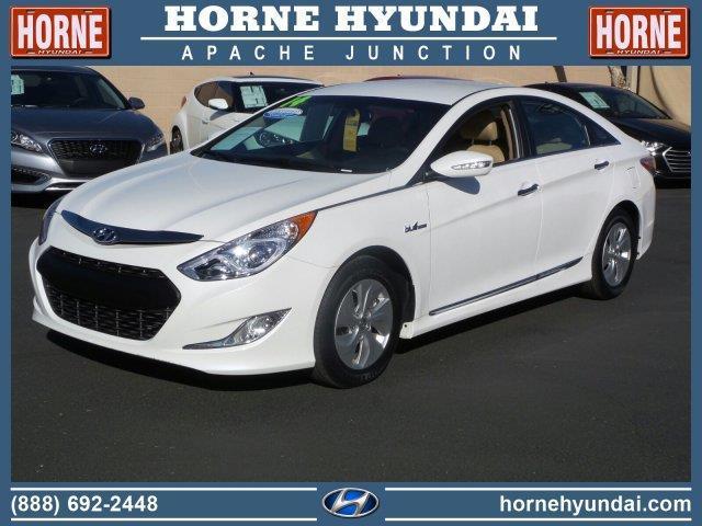 2014 Hyundai Sonata Hybrid Base Base 4dr Sedan
