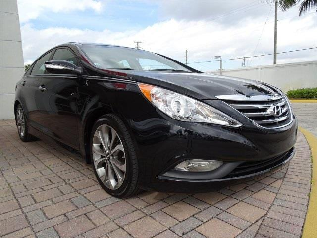 2014 hyundai sonata limited 2 0t limited 2 0t 4dr sedan for sale in deerfield beach florida. Black Bedroom Furniture Sets. Home Design Ideas