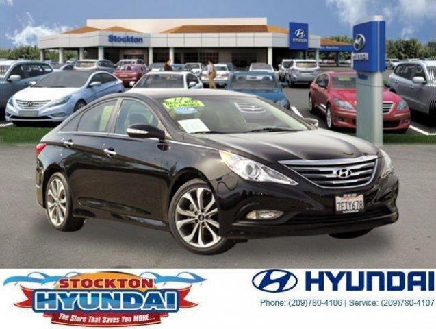 2014 Hyundai Sonata Limited 2.0T Limited 2.0T 4dr Sedan