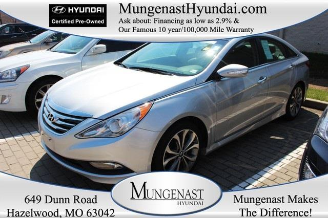 2014 hyundai sonata limited 2 0t limited 2 0t 4dr sedan for sale in hazelwood missouri. Black Bedroom Furniture Sets. Home Design Ideas