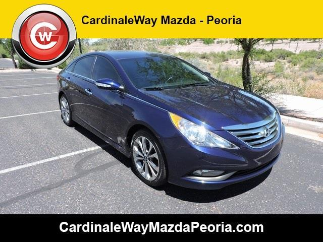 2014 hyundai sonata limited 2 0t limited 2 0t 4dr sedan for sale in peoria arizona classified. Black Bedroom Furniture Sets. Home Design Ideas