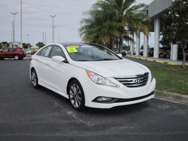 2014 hyundai sonata limited 2 0t limited 2 0t 4dr sedan for sale in winter haven florida. Black Bedroom Furniture Sets. Home Design Ideas