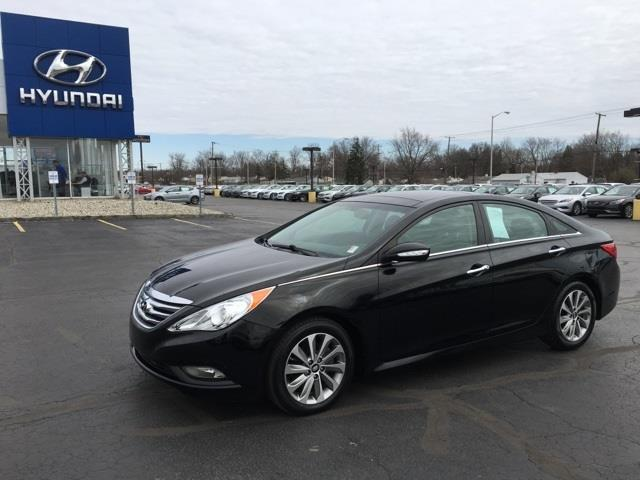 2014 hyundai sonata limited limited 4dr sedan for sale in fort wayne indiana classified. Black Bedroom Furniture Sets. Home Design Ideas