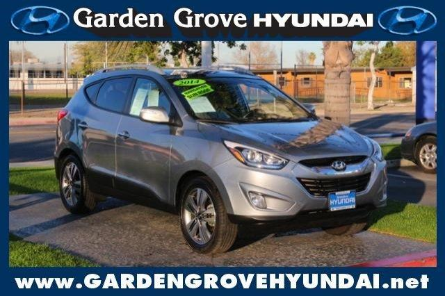 2014 Hyundai Tucson Awd Limited 4dr Suv Pzev For Sale In
