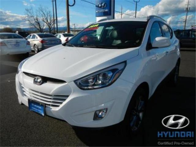 2014 hyundai tucson awd limited 4dr suv pzev for sale in medford oregon classified. Black Bedroom Furniture Sets. Home Design Ideas