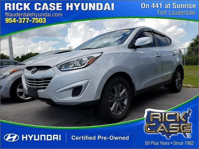 2014 Hyundai Tucson GLS AWD GLS 4dr SUV for Sale in Davie