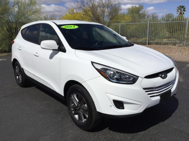 2014 hyundai tucson gls gls 4dr suv for sale in tucson arizona classified. Black Bedroom Furniture Sets. Home Design Ideas