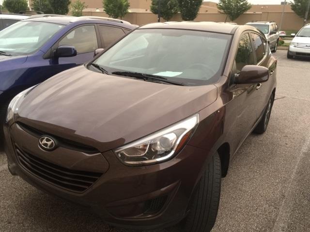 2014 Hyundai Tucson GLS GLS 4dr SUV