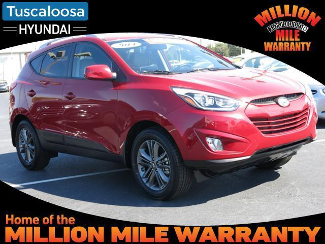 2014 Hyundai Tucson Limited AWD Limited 4dr SUV
