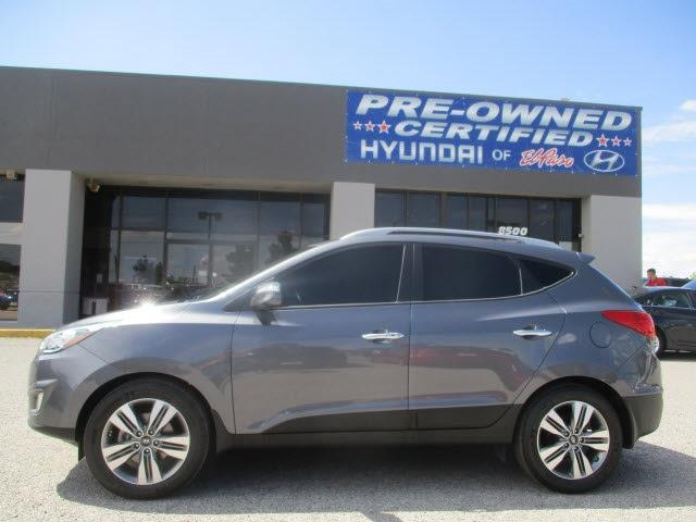 2014 hyundai tucson limited limited 4dr suv for sale in el paso texas classified. Black Bedroom Furniture Sets. Home Design Ideas