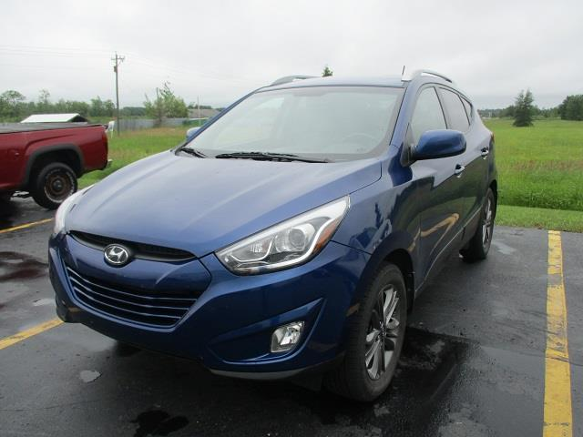 2014 hyundai tucson se awd se 4dr suv for sale in sault sainte marie michigan classified. Black Bedroom Furniture Sets. Home Design Ideas