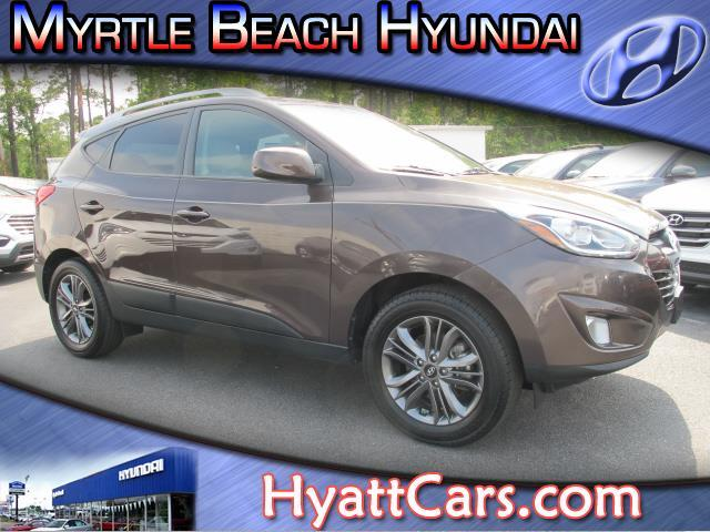 2014 hyundai tucson se se 4dr suv for sale in myrtle beach south carolina classified. Black Bedroom Furniture Sets. Home Design Ideas