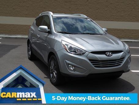 2014 Hyundai Tucson SE SE 4dr SUV