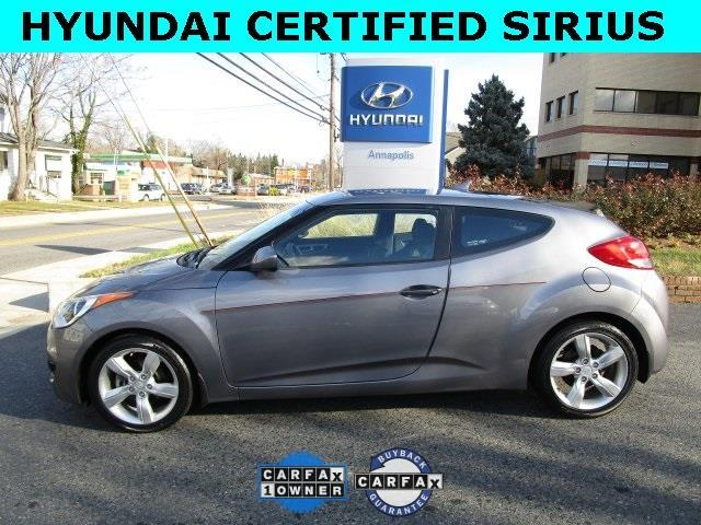 2014 Hyundai Veloster RE:Flex RE:Flex 3dr Coupe