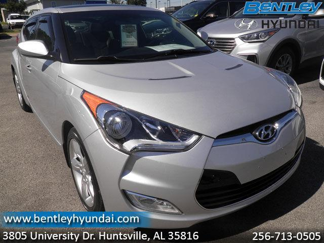 2014 Hyundai Veloster Base 3dr Coupe 6M