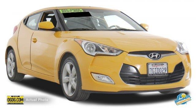 2014 Hyundai Veloster Base 3dr Coupe