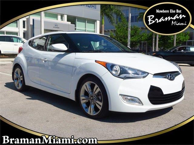 2014 Hyundai Veloster Base 3dr Coupe