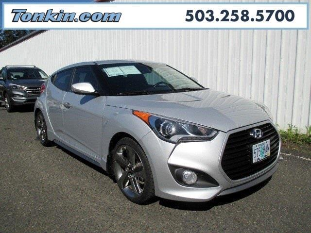 2014 hyundai veloster turbo base 3dr coupe for sale in gladstone oregon classified. Black Bedroom Furniture Sets. Home Design Ideas