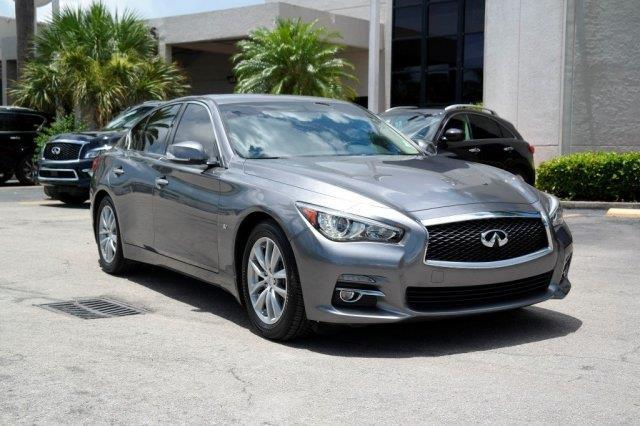 2014 infiniti q50 base 4dr sedan for sale in miami florida classified. Black Bedroom Furniture Sets. Home Design Ideas