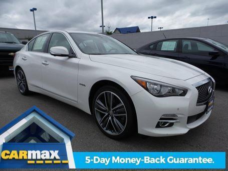 2014 infiniti q50 hybrid sport awd sport 4dr sedan for. Black Bedroom Furniture Sets. Home Design Ideas