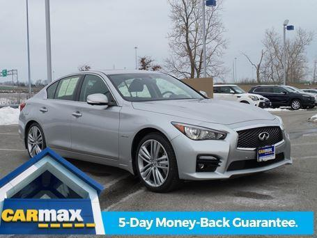 2014 infiniti q50 hybrid sport awd sport 4dr sedan for sale in cleveland ohio classified. Black Bedroom Furniture Sets. Home Design Ideas