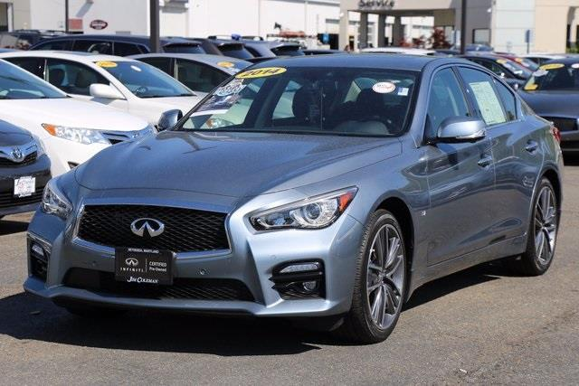 2014 infiniti q50 sport awd sport 4dr sedan for sale in bethesda maryland classified. Black Bedroom Furniture Sets. Home Design Ideas