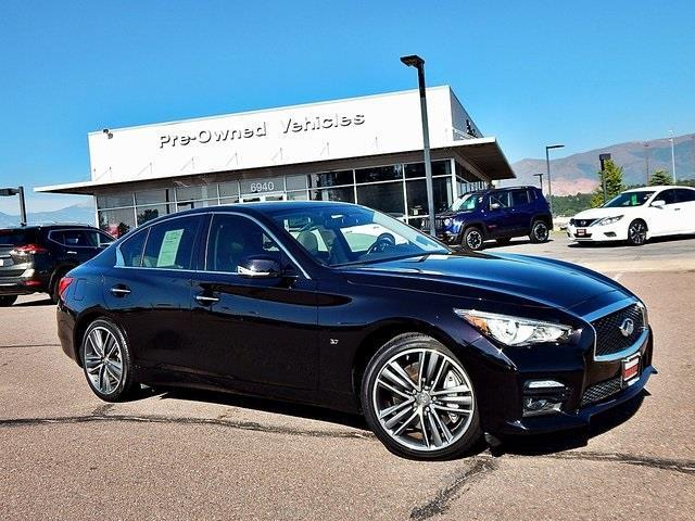 2014 infiniti q50 sport awd sport 4dr sedan for sale in colorado springs colorado classified. Black Bedroom Furniture Sets. Home Design Ideas