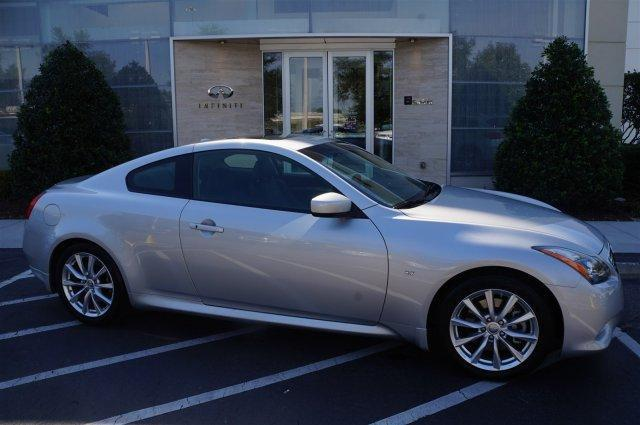 2014 INFINITI Q60 Coupe Journey Journey 2dr Coupe