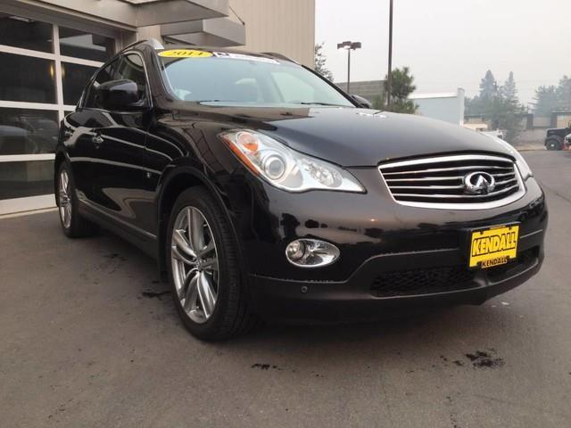 2014 INFINITI QX50 Base AWD 4dr Crossover