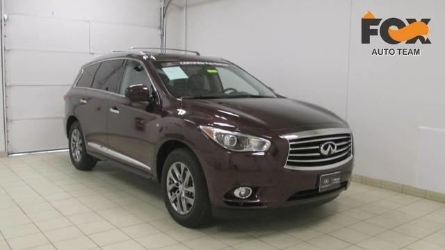 2014 infiniti qx60 base 4dr suv for sale in el paso texas. Black Bedroom Furniture Sets. Home Design Ideas