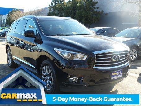 2014 infiniti qx60 base awd 4dr suv for sale in virginia beach virginia classified. Black Bedroom Furniture Sets. Home Design Ideas
