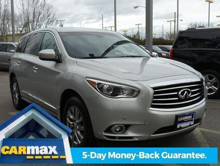 2014 infiniti qx60 base awd 4dr suv for sale in virginia beach
