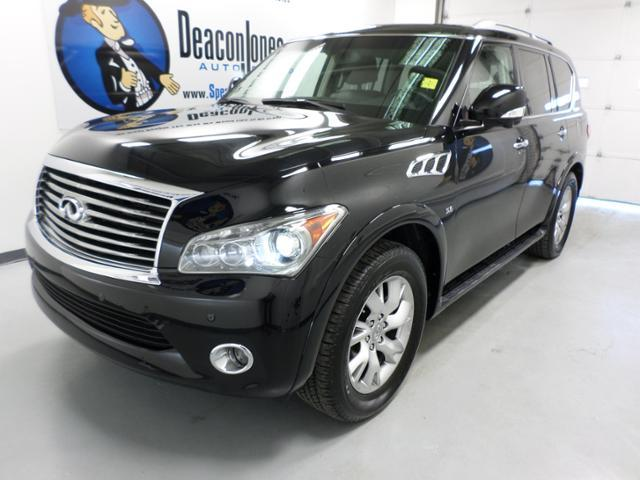 2014 infiniti qx80 4dr suv for sale in goldsboro north carolina classified. Black Bedroom Furniture Sets. Home Design Ideas