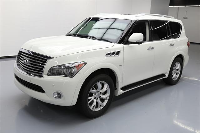 2014 infiniti qx80 base 4dr suv for sale in dallas texas classified. Black Bedroom Furniture Sets. Home Design Ideas
