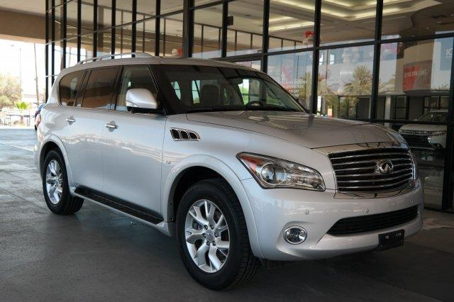 2014 infiniti qx80 base 4dr suv for sale in phoenix arizona classified. Black Bedroom Furniture Sets. Home Design Ideas