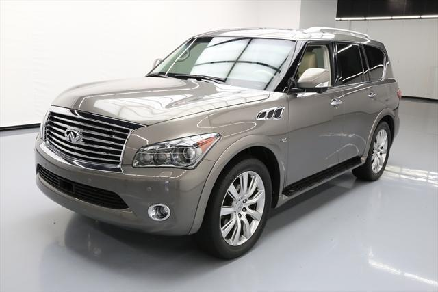 2014 infiniti qx80 base awd 4dr suv for sale in dallas texas classified. Black Bedroom Furniture Sets. Home Design Ideas