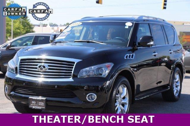 2014 infiniti qx80 base awd 4dr suv for sale in bethesda maryland classified. Black Bedroom Furniture Sets. Home Design Ideas