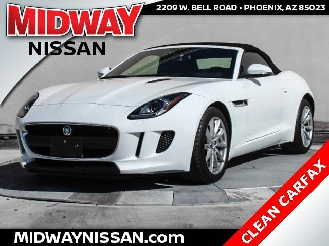 2014 Jaguar F-TYPE Base 2dr Convertible