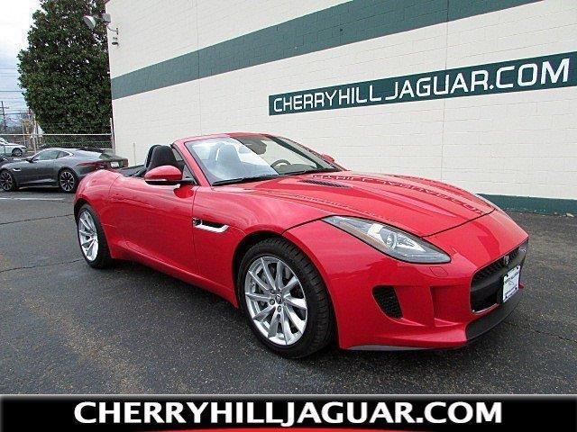 2014 jaguar f type base 2dr convertible for sale in cherry hill new. Cars Review. Best American Auto & Cars Review