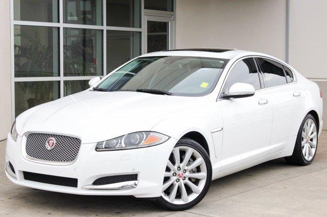 2014 Jaguar XF 3.0 AWD 3.0 4dr Sedan