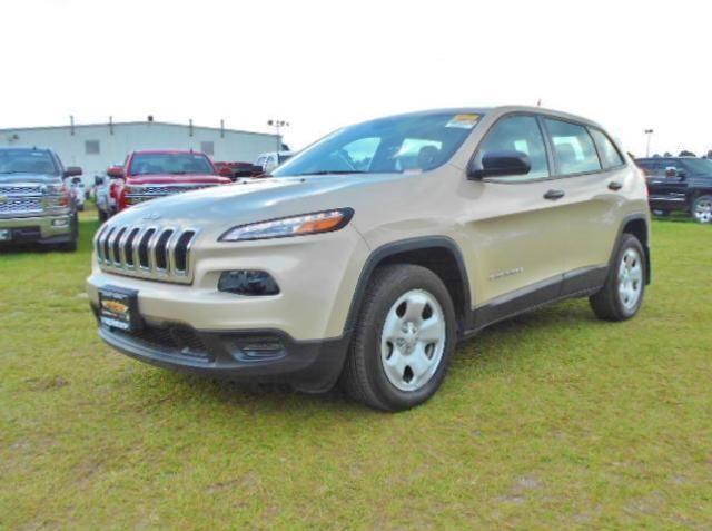 2014 jeep cherokee fwd 4dr sport for sale in jacksonville florida classified. Black Bedroom Furniture Sets. Home Design Ideas