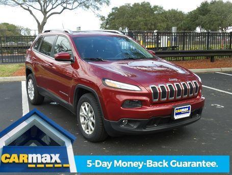 2014 jeep cherokee latitude 4x4 latitude 4dr suv for sale in tampa florida classified. Black Bedroom Furniture Sets. Home Design Ideas