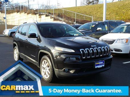 2014 jeep cherokee latitude 4x4 latitude 4dr suv for sale in new haven connecticut classified. Black Bedroom Furniture Sets. Home Design Ideas