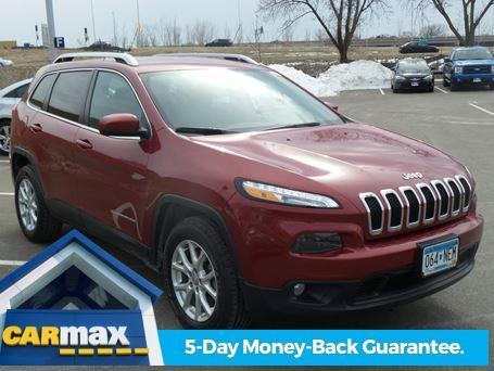 2014 jeep cherokee latitude 4x4 latitude 4dr suv for sale in minneapolis minnesota classified. Black Bedroom Furniture Sets. Home Design Ideas