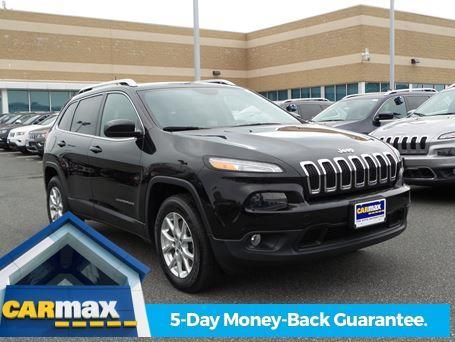 2014 jeep cherokee latitude 4x4 latitude 4dr suv for sale in newark delaware classified. Black Bedroom Furniture Sets. Home Design Ideas