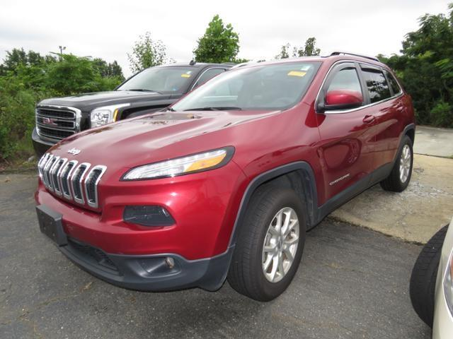 2014 jeep cherokee latitude 4x4 latitude 4dr suv for sale in charlotte north carolina. Black Bedroom Furniture Sets. Home Design Ideas